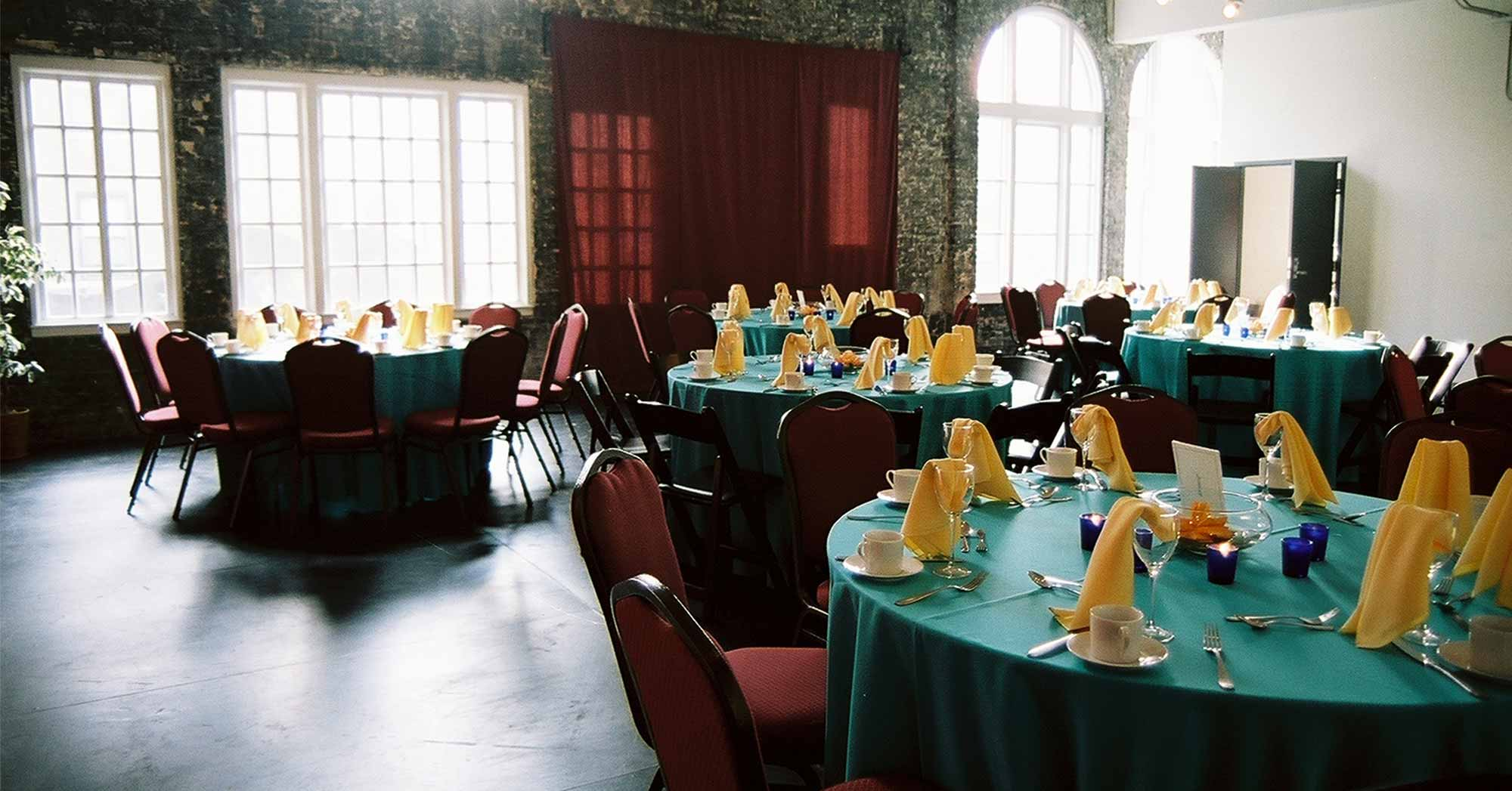 The Prince Charitable Trusts Event & Rehearsal Room