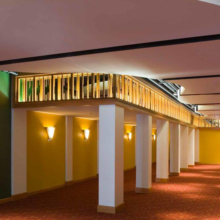 The Seigle Lobby