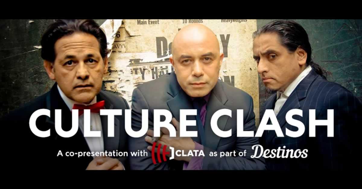 "Cast of ""Culture Clash"""