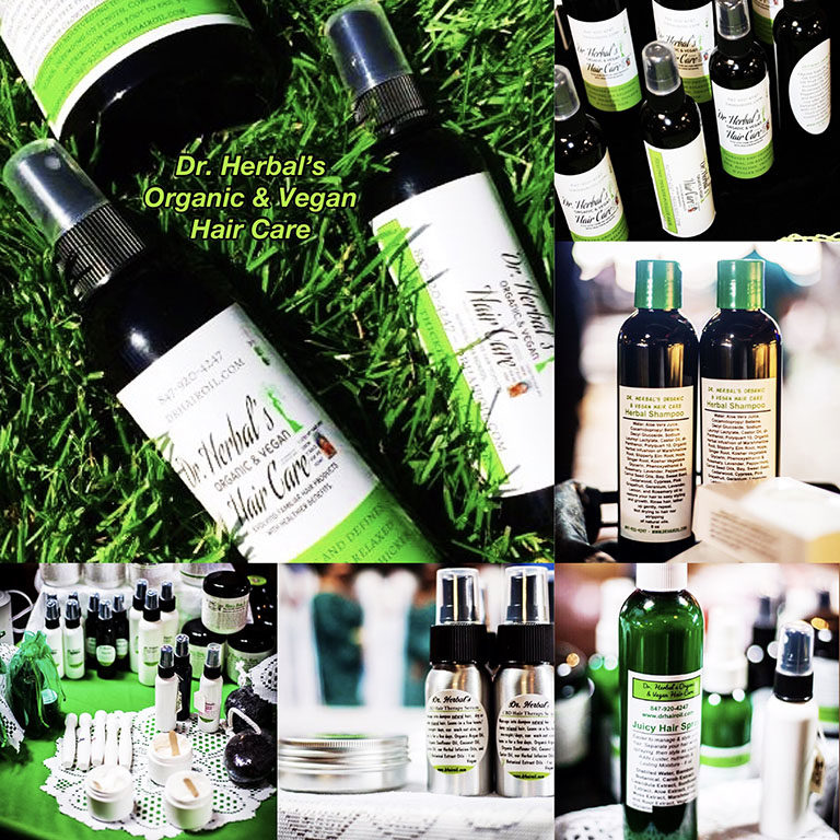 Dr. Herbals products