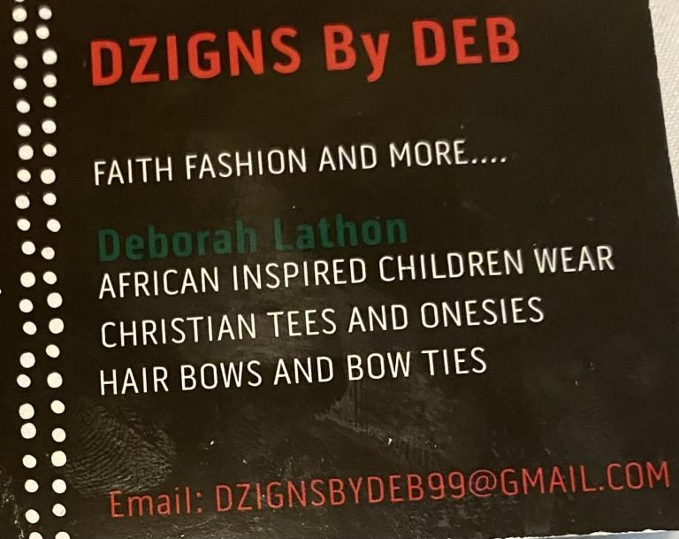 Dzigns by Deb logo