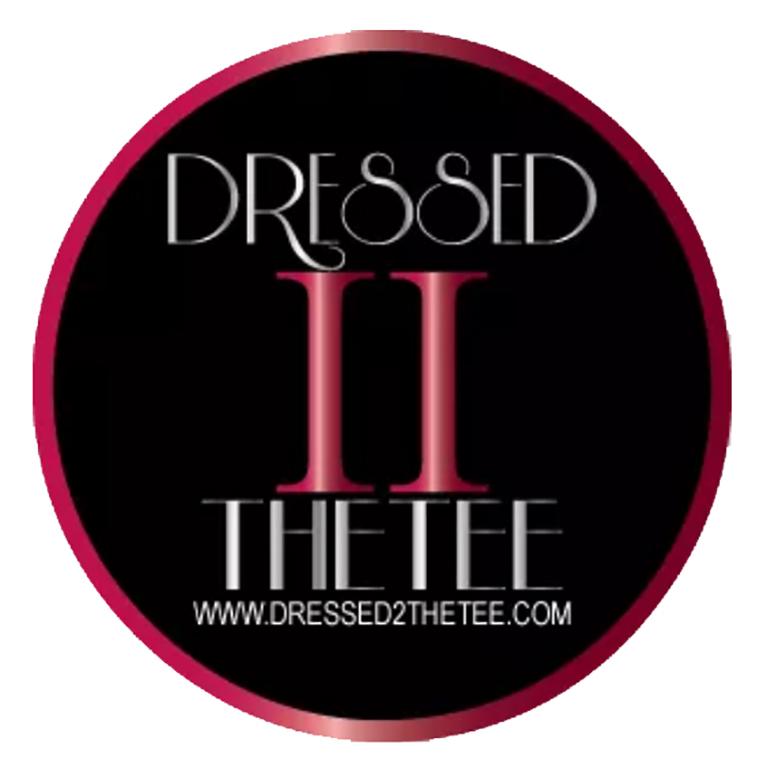 Dressed 2 the Tee logo