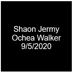 Shaon Jermy Ochea Walker
