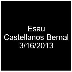 Esau Castellanos-Bernal