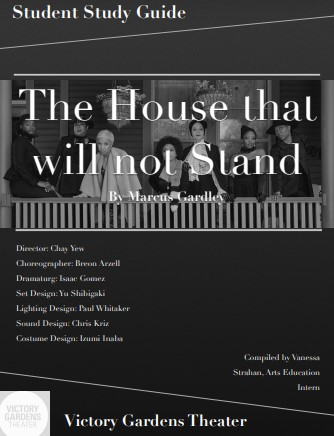 The House That Will Not Stand Study Guide