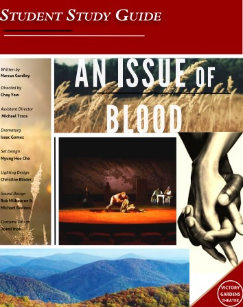 An Issue of Blood Study Guide