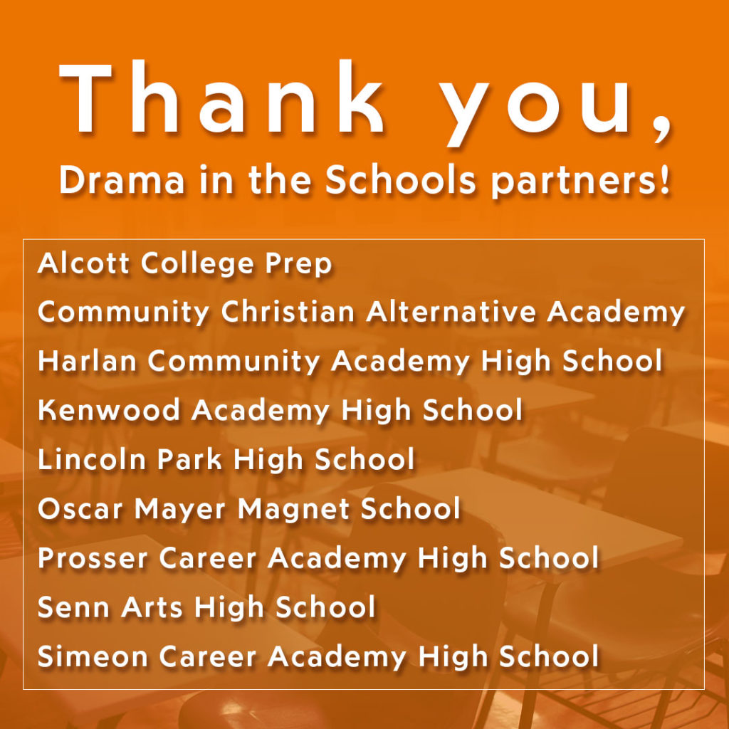Drama in the Schools Partners